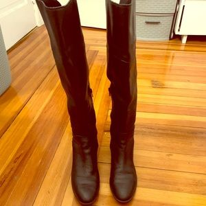 Vince Camuto Bendra Women's black boots